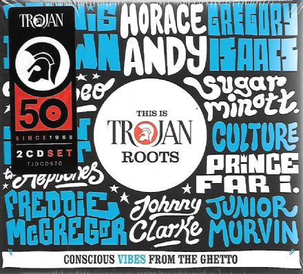 Various - This Is Trojan Roots (Trojan) 2xCD